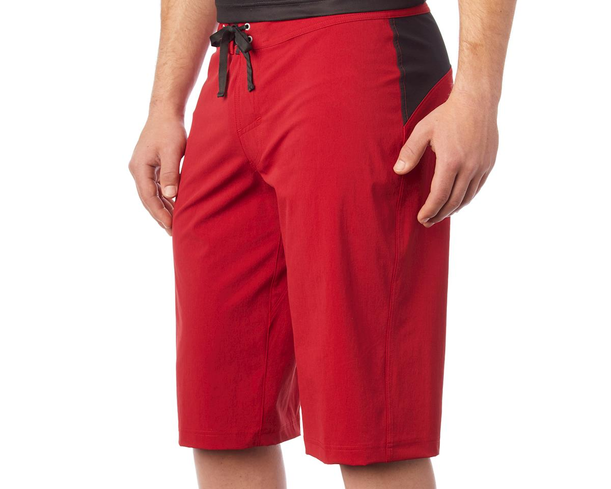 Giro Mens Roust Boardshort (Dark Red)