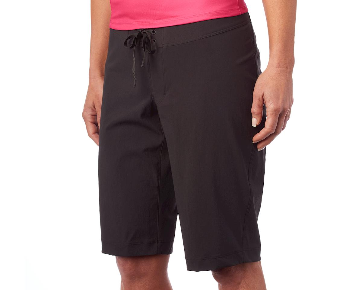 Giro Women's Roust Cycling Boardshort (Black)