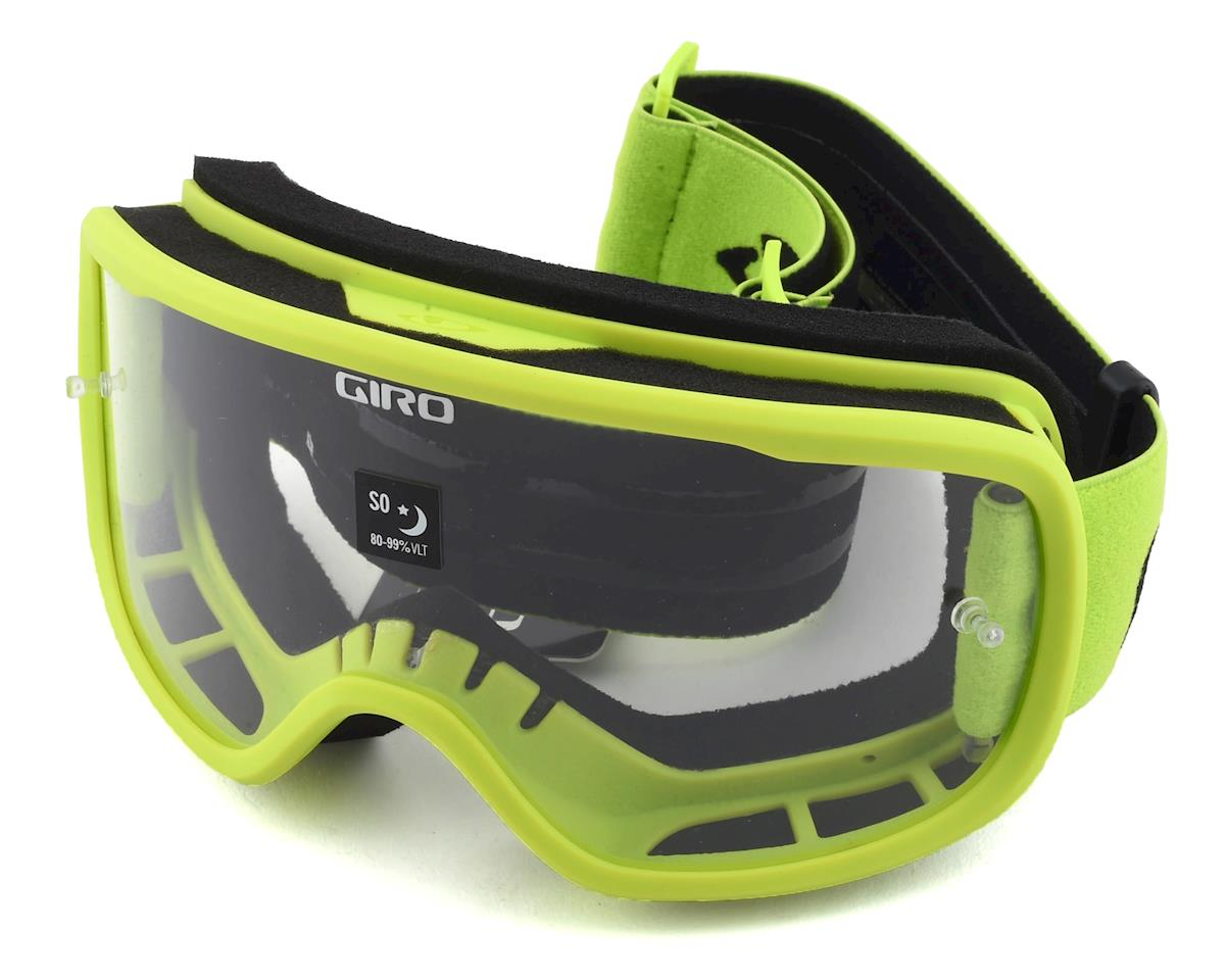 Giro Tempo Mountain Goggles (Lime)