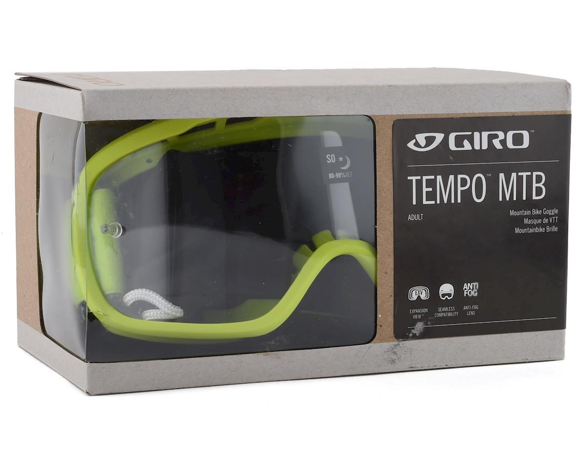 Giro Tempo Mountain Goggles (Lime)