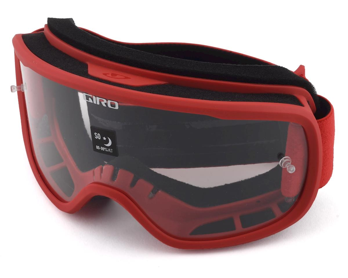Giro Tempo Mountain Goggles (Red)