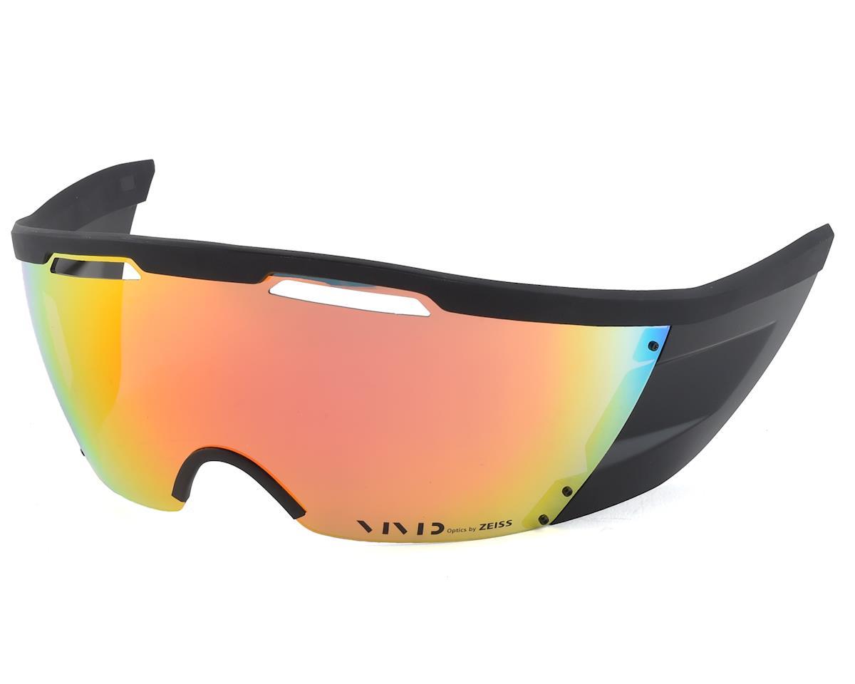 Giro Vanquish MIPS Road Helmet (Matte Grey Fire) (M)