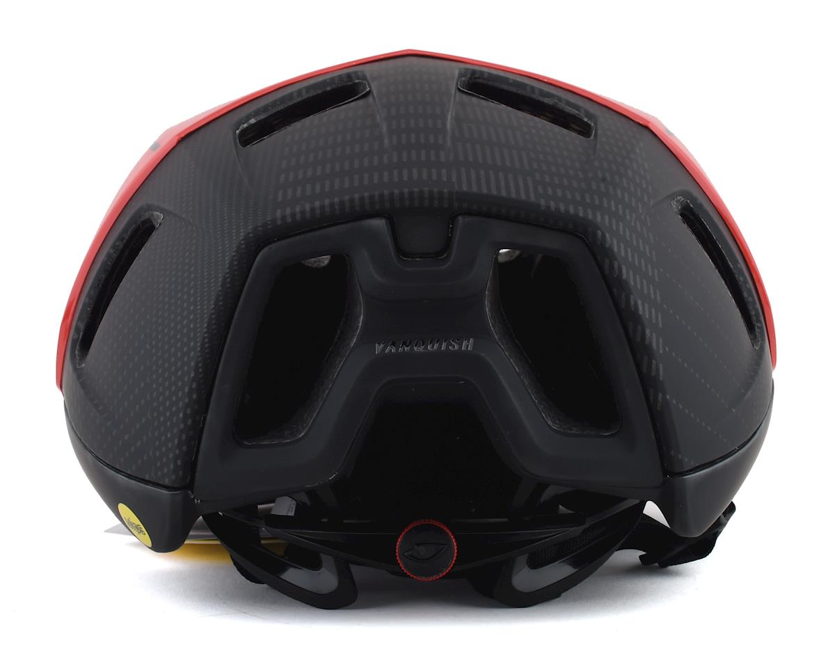 Giro Vanquish MIPS Road Helmet (Bright Red) (M)