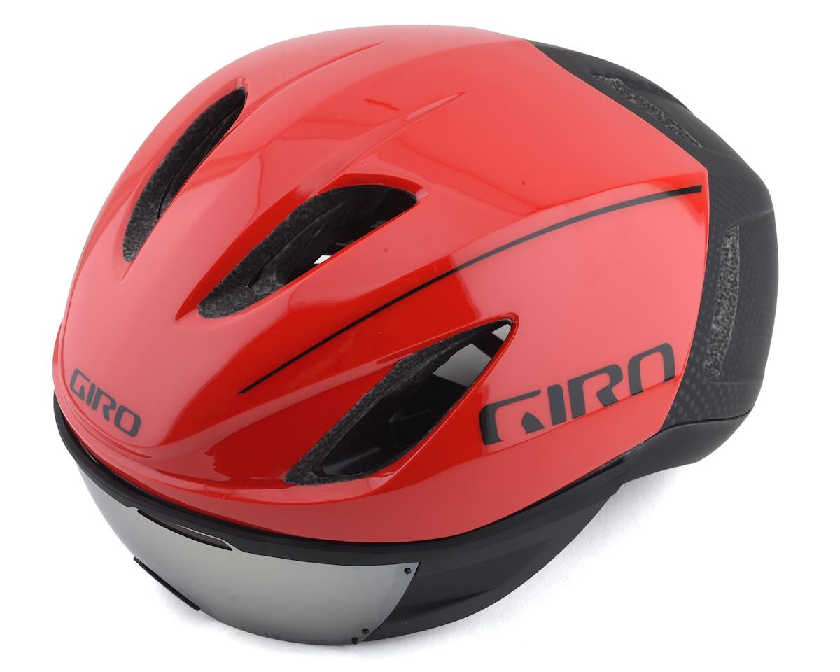 Giro Vanquish MIPS Road Helmet (Bright Red) (L)