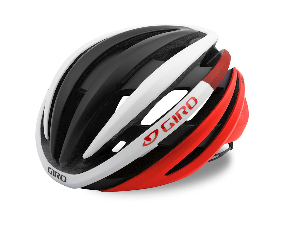 Giro Cinder MIPS Road Bike Helmet (Matte Red) (L)