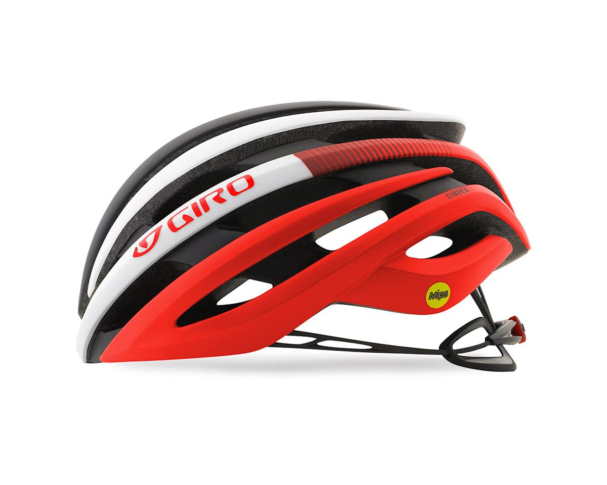 Giro Cinder MIPS Road Bike Helmet (Matte Red) (L)