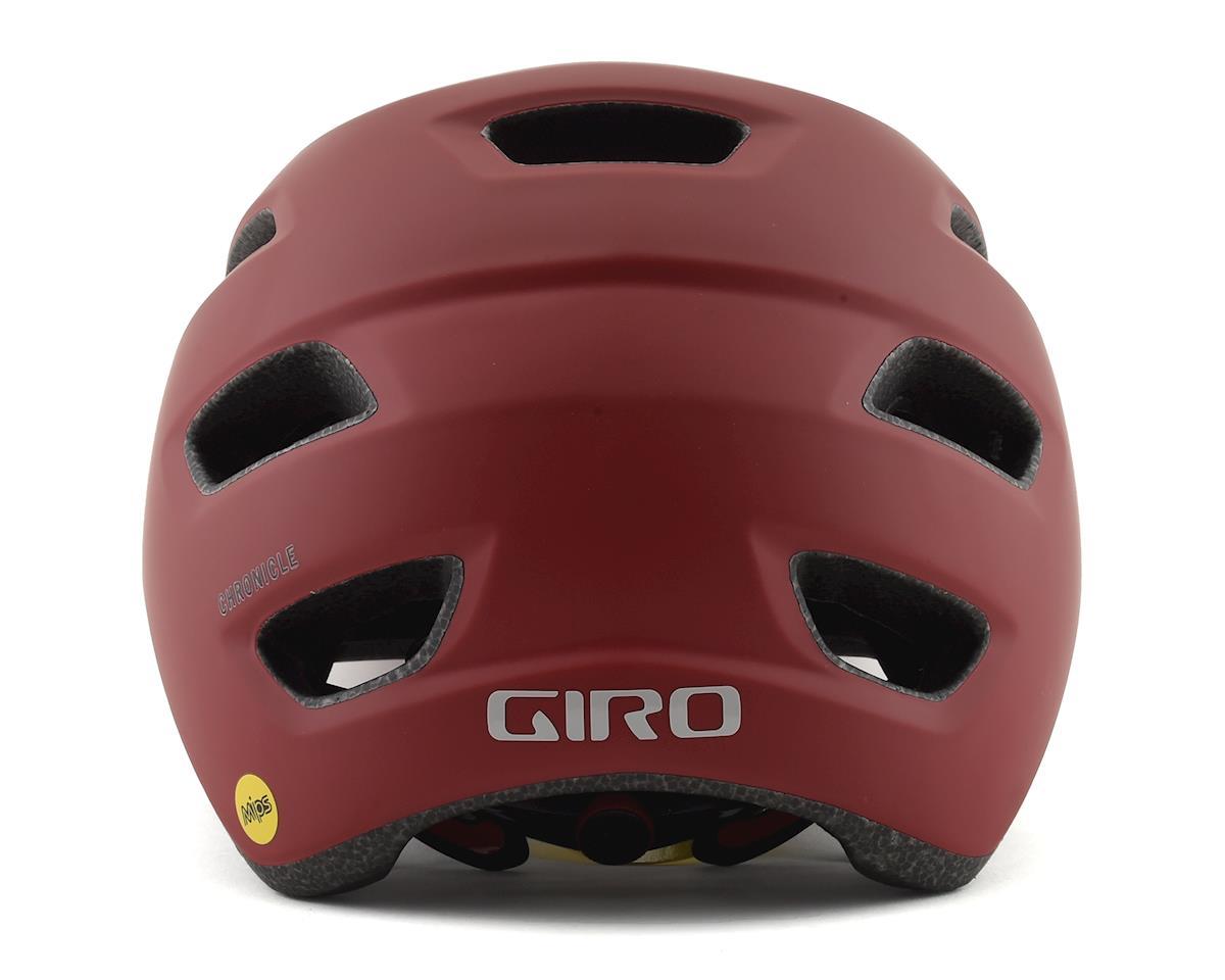Image 2 for Giro Chronicle MIPS MTB Helmet (Matte Dark Red) (S)
