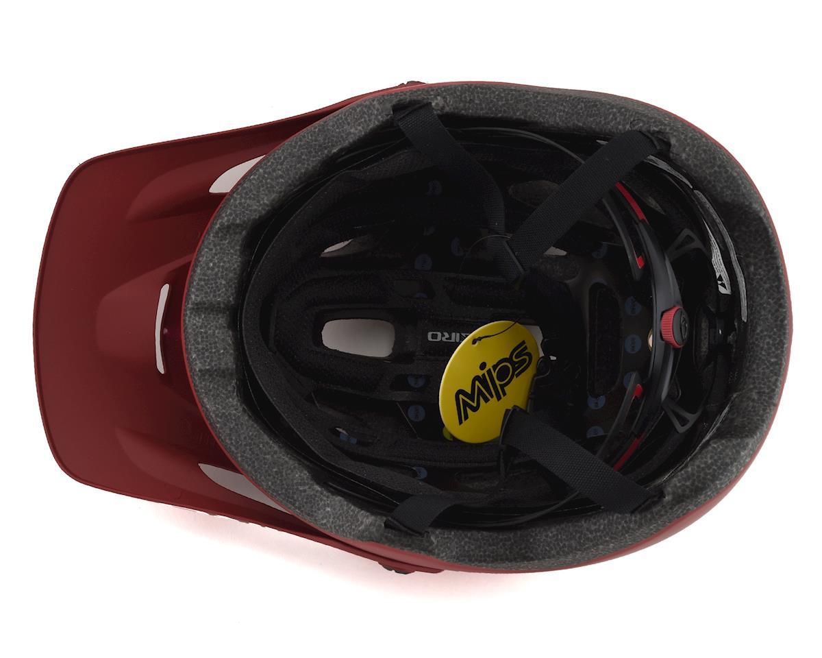 Image 3 for Giro Chronicle MIPS MTB Helmet (Matte Dark Red) (S)