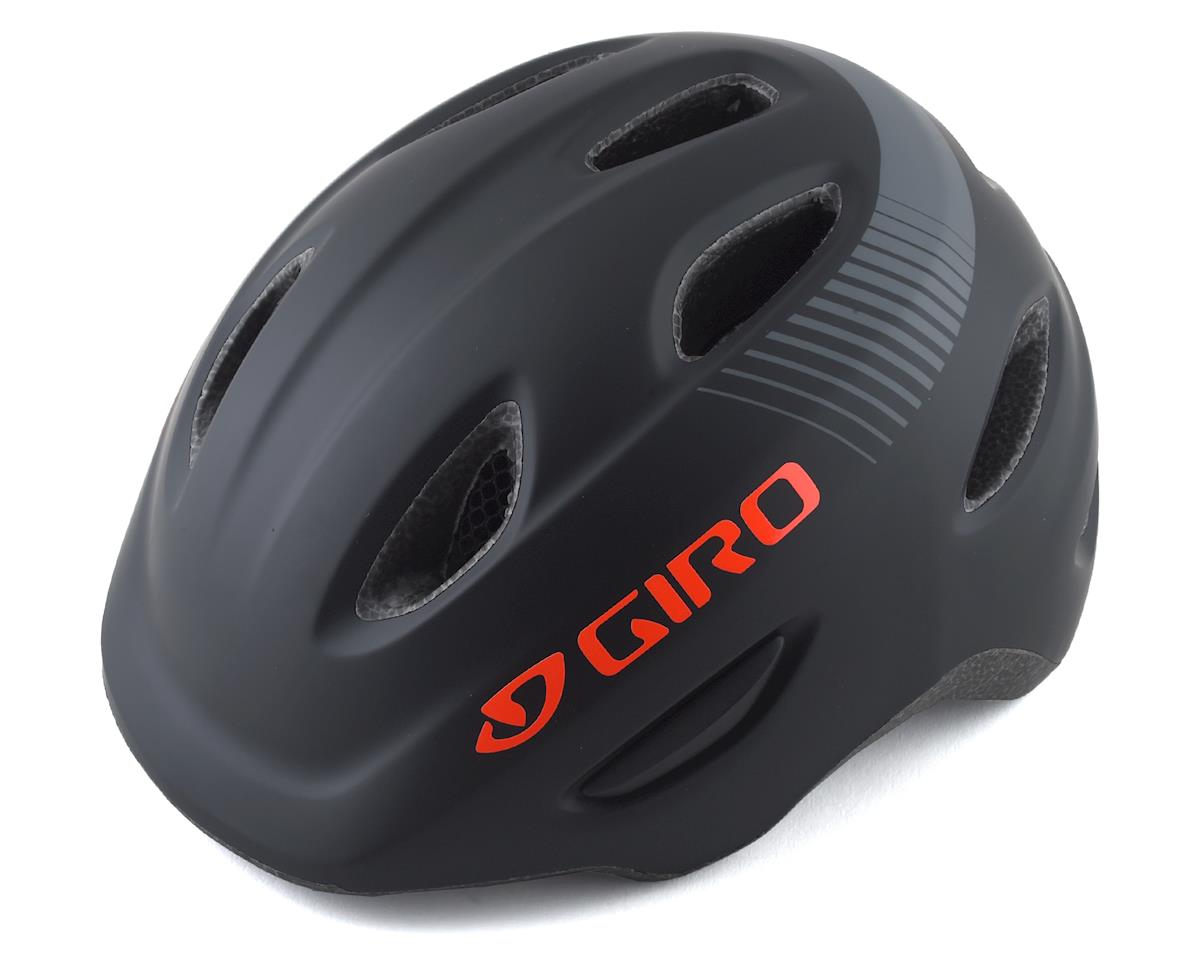 Giro Kids's Scamp Bike Helmet (Matte Black)