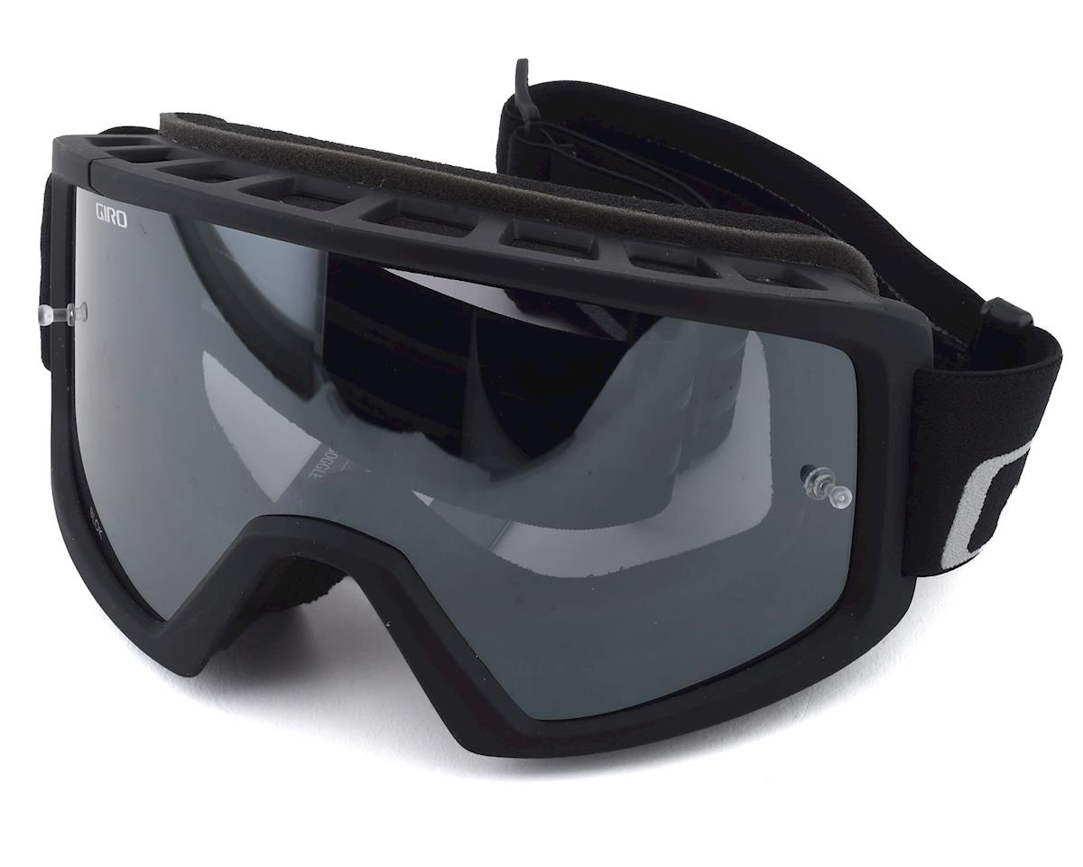 Giro Blok Mountain Goggles (Black/Grey) (Smoke Lens)