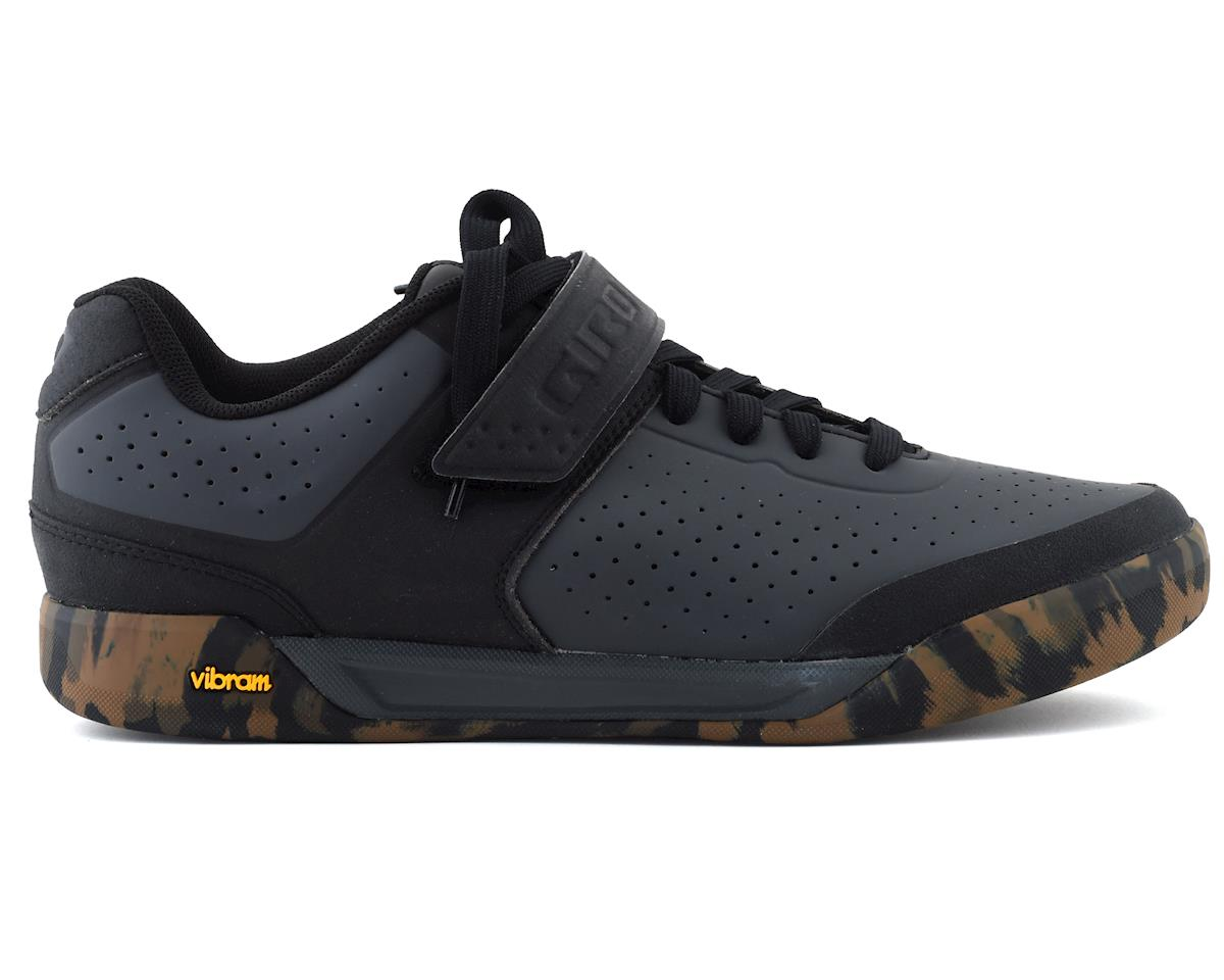 Giro Chamber II Cycling Shoe (Black/Dark Shadow) (48)
