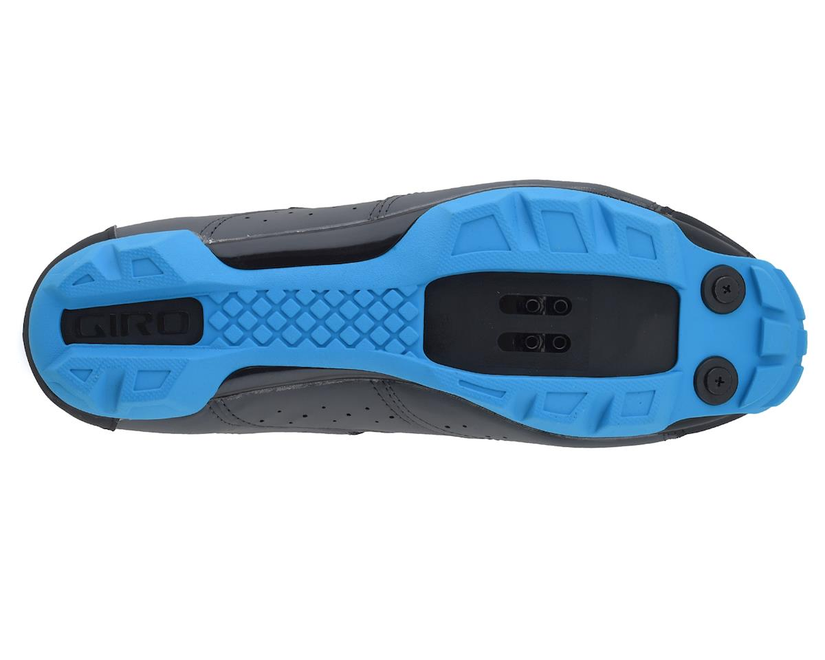 Giro Carbide RII Cycling Shoe (Dark Shadow/Blue) (40)