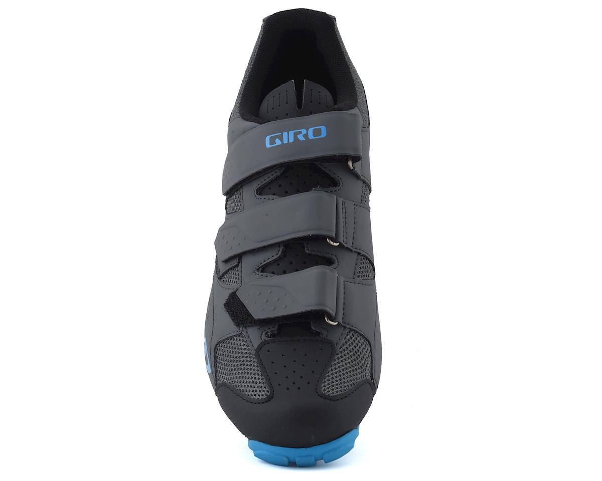 Giro Carbide RII Cycling Shoe (Dark Shadow/Blue) (45)