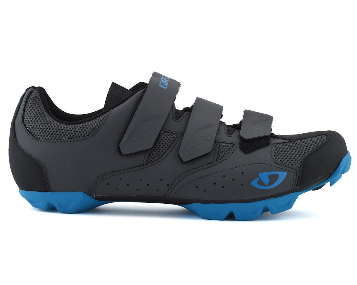 Giro Carbide RII Cycling Shoe (Dark Shadow/Blue) (48)