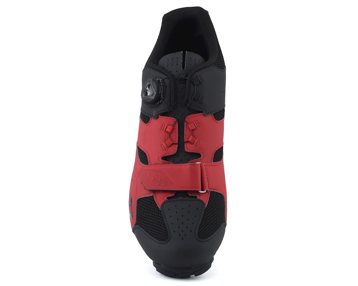 Giro Cylinder Mountain Bike Shoe (Dark Red/Black) (42)