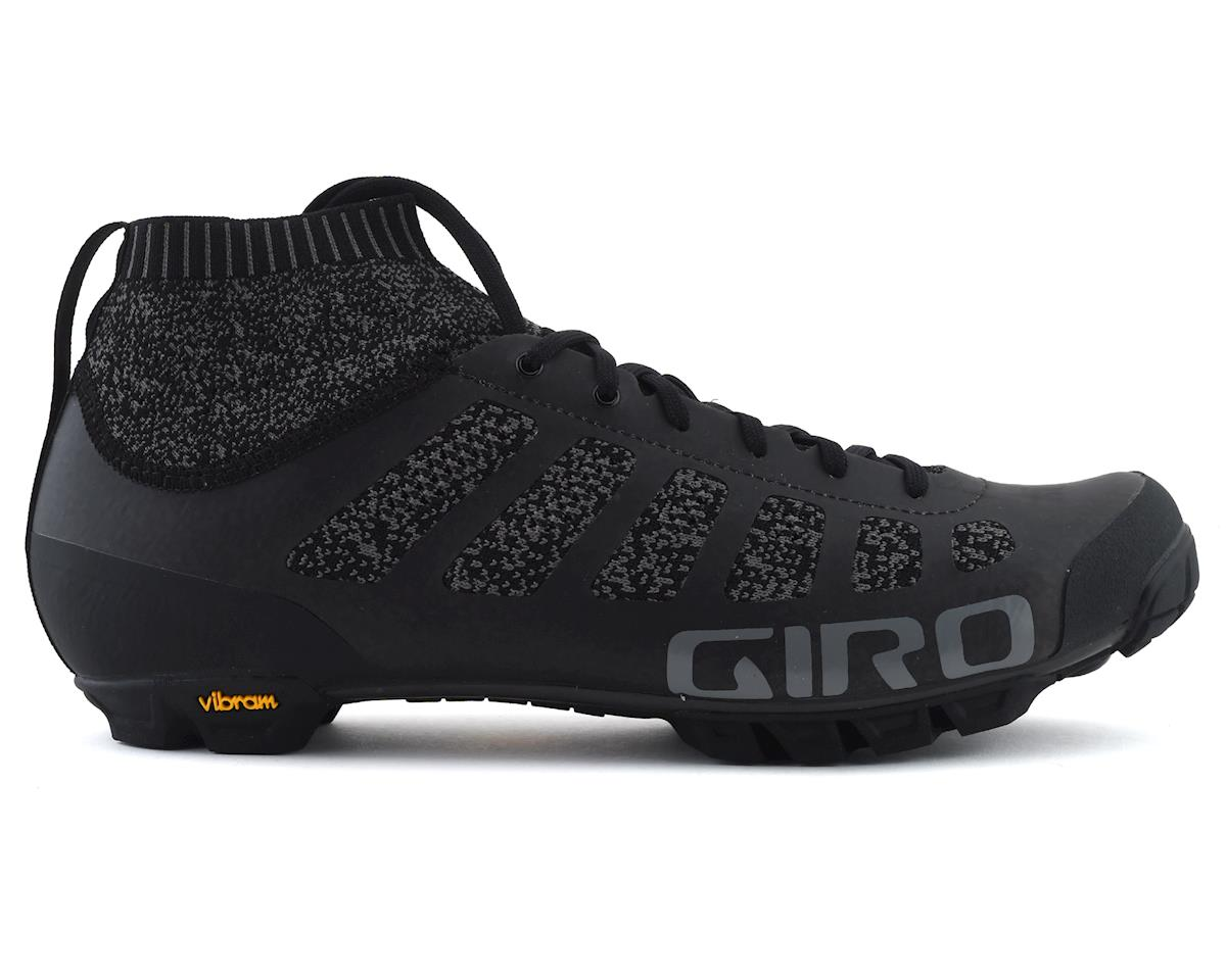 Giro Empire VR70 Knit Mountain Bike Shoe (Black/Charcoal) (46)
