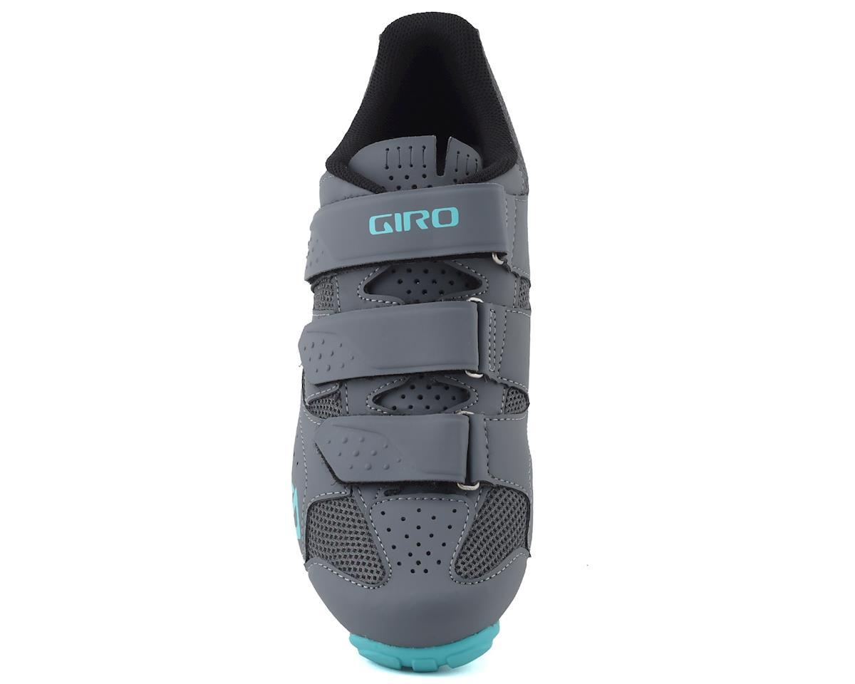 Giro Women's Riela RII Cycling Shoe (Dark Shawdow/Glacier) (43)