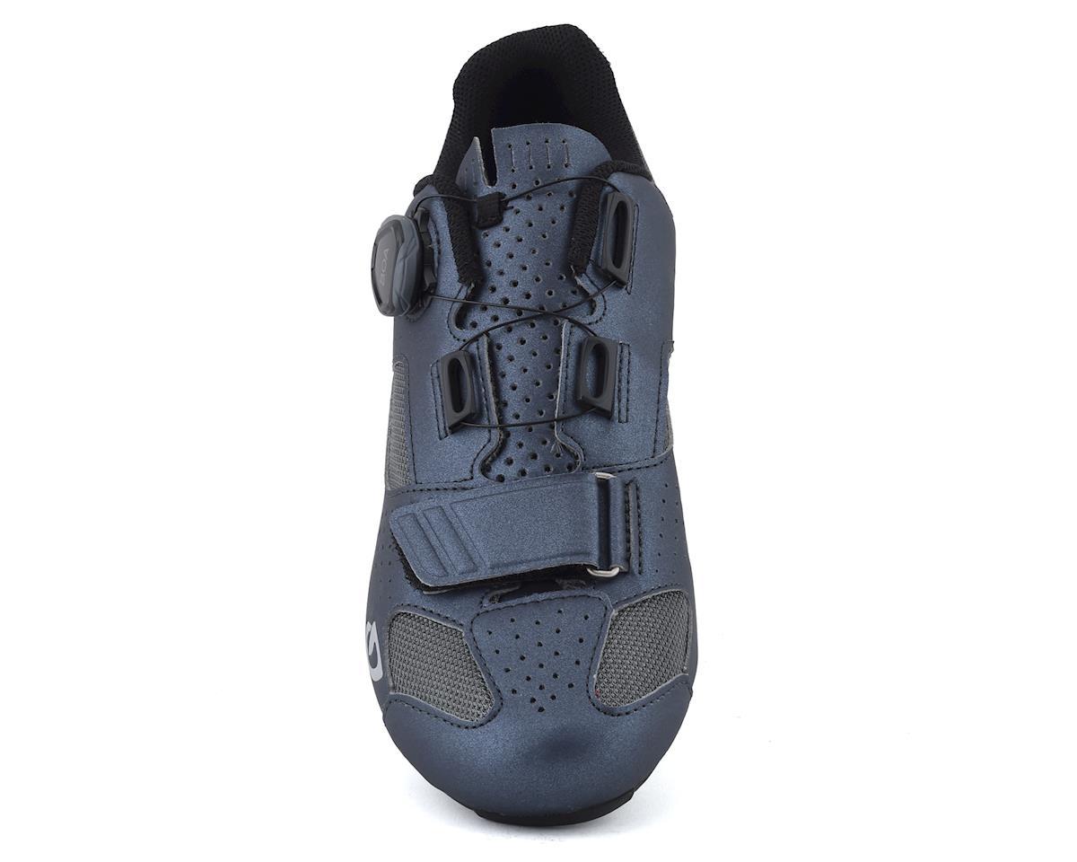 Giro Women's Espada Boa Road Shoes (Metallic Charcoal/Silver) (40.5)