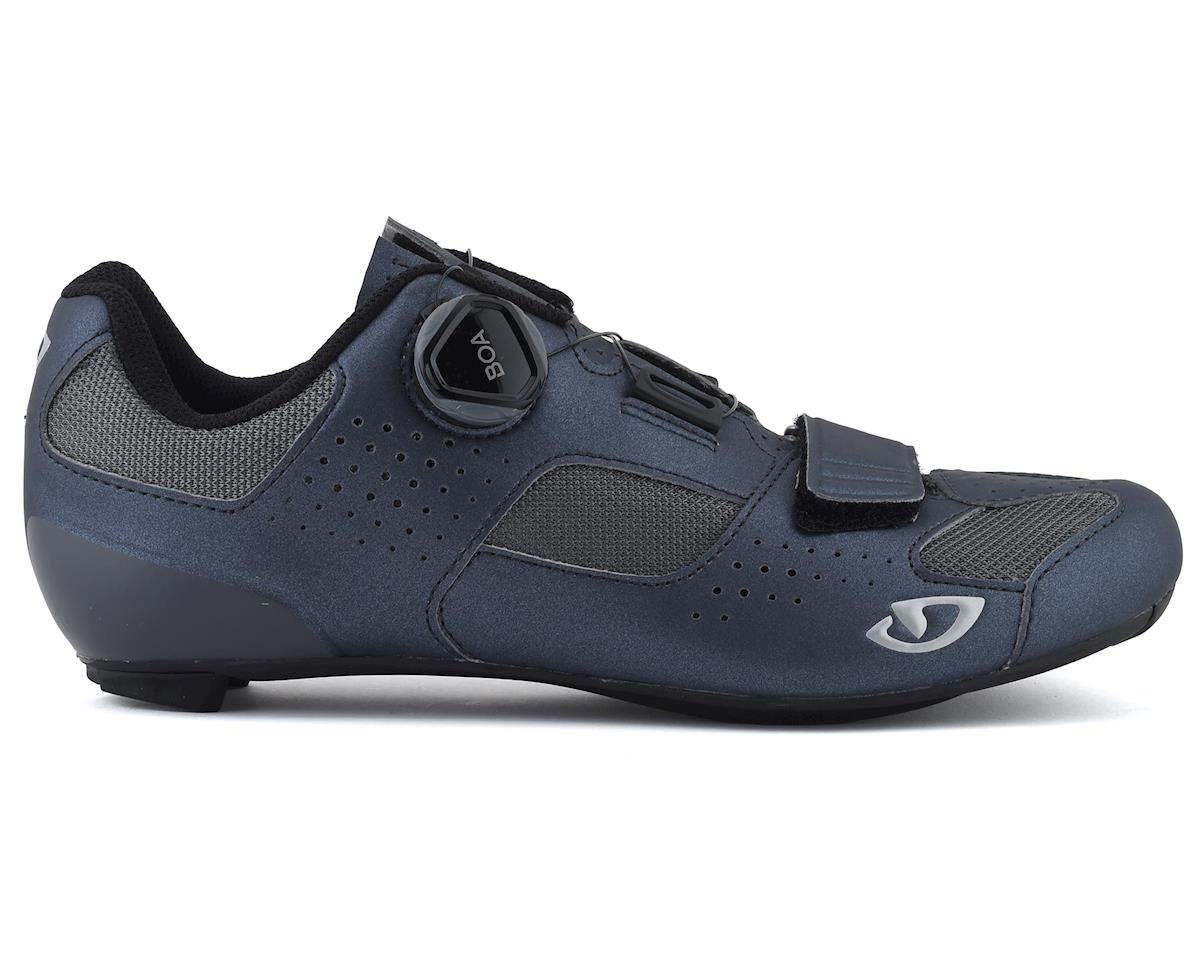 Giro Women's Espada Boa Road Shoes (Metallic Charcoal/Silver) (41)