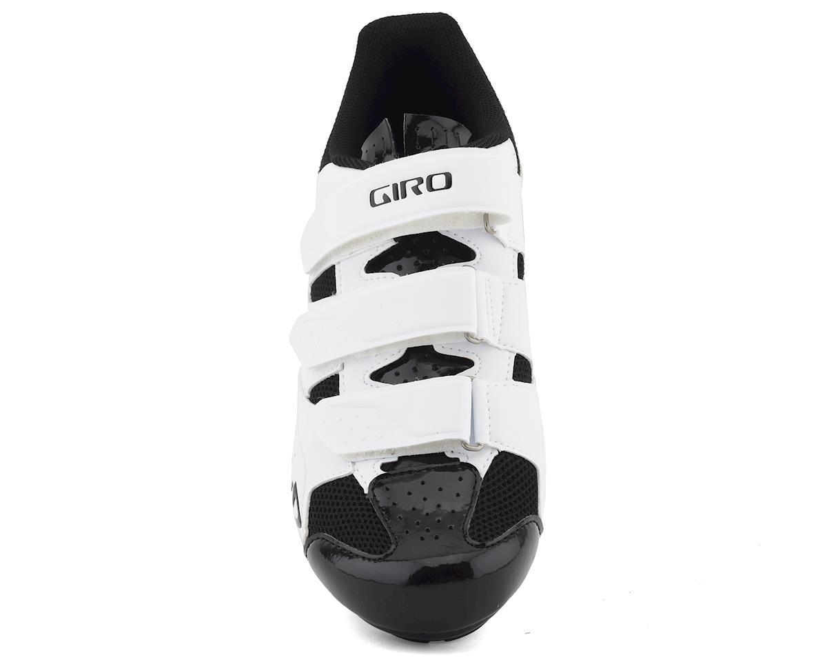 Giro Techne Road Shoes (White/Black) (45)
