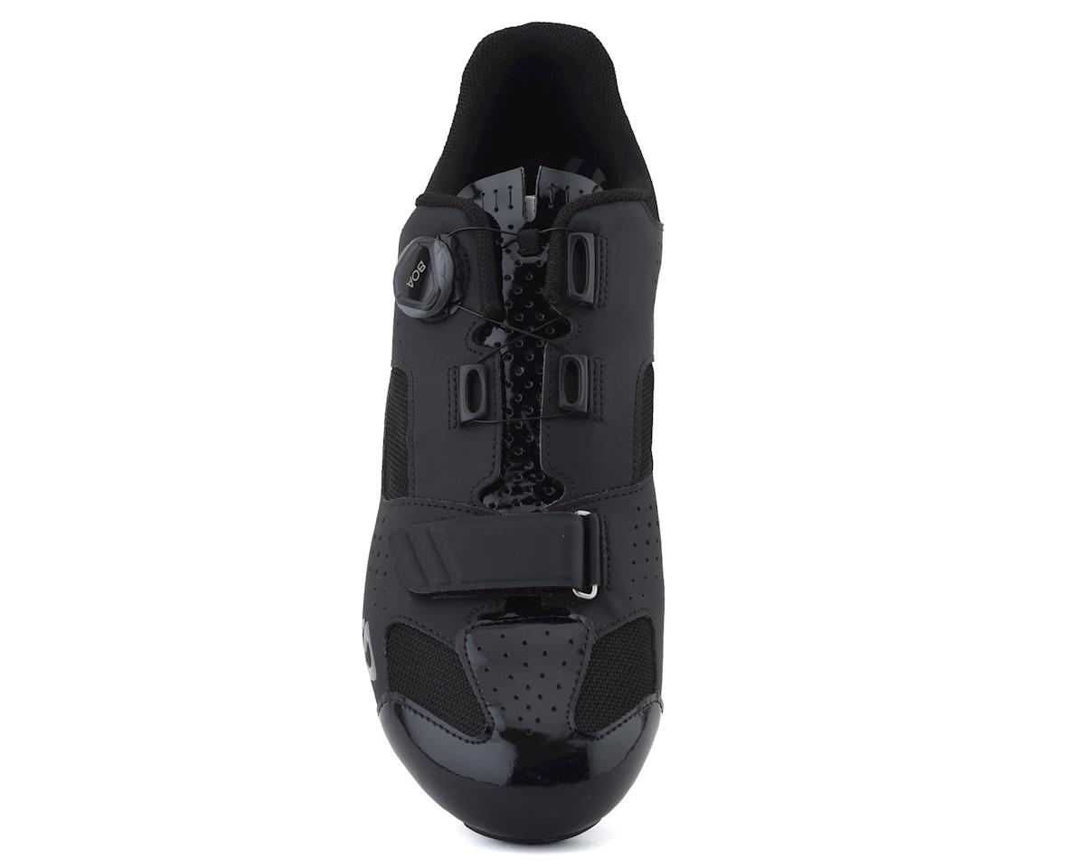 Giro Trans Boa Road Shoes (Black) (45)