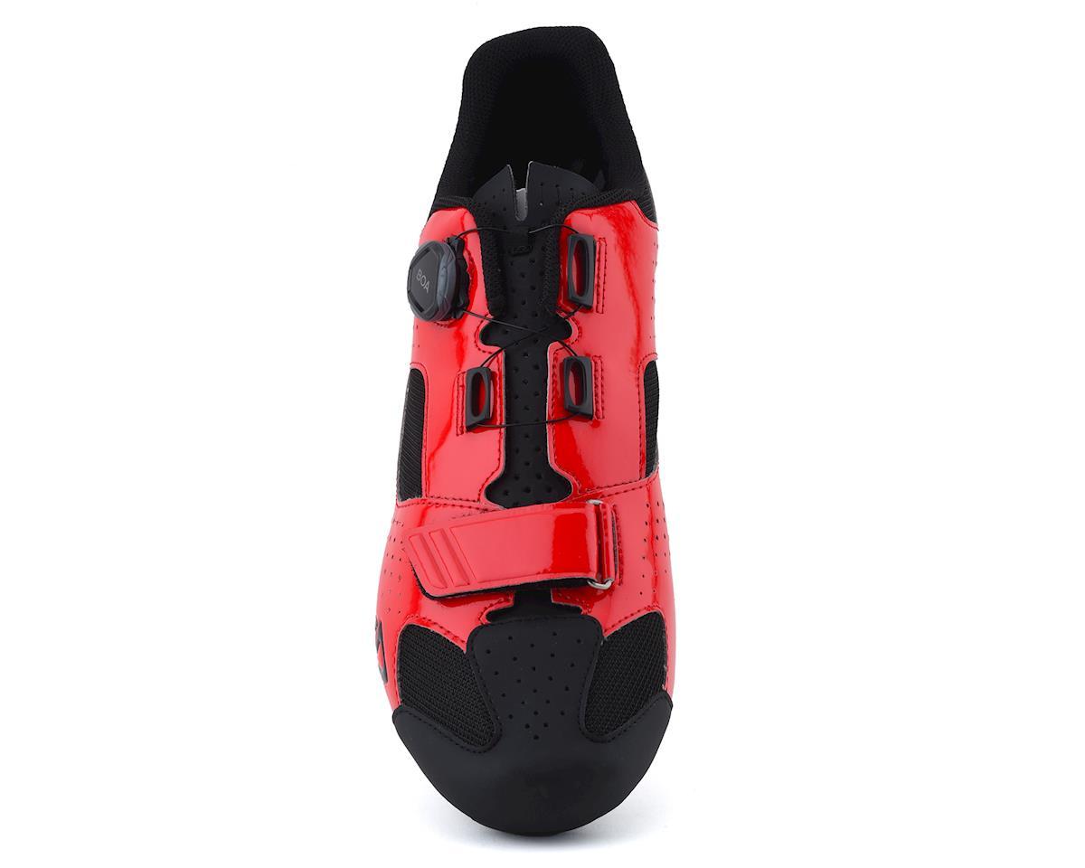 Giro Trans Boa Road Shoes (Bright Red/Black) (42)