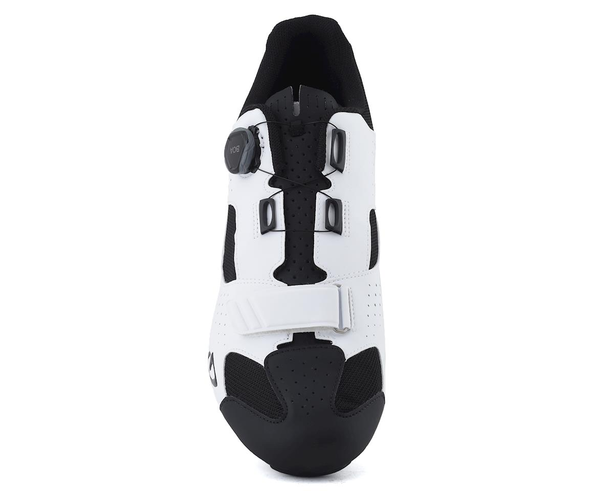 Giro Trans Boa Road Shoes (White/Black) (50)