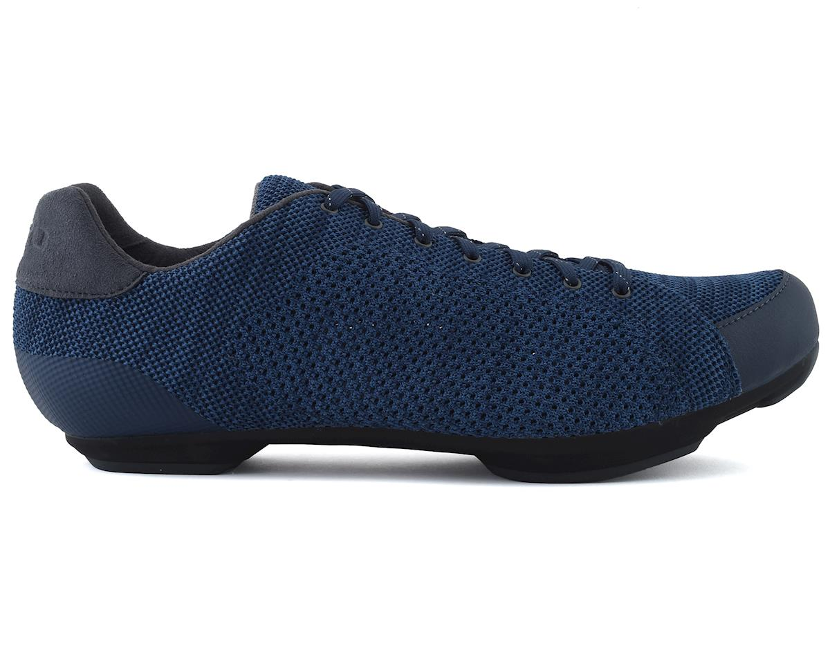 Giro Republic R Knit Cycling Shoe (Midnight/Blue Heather) (40)
