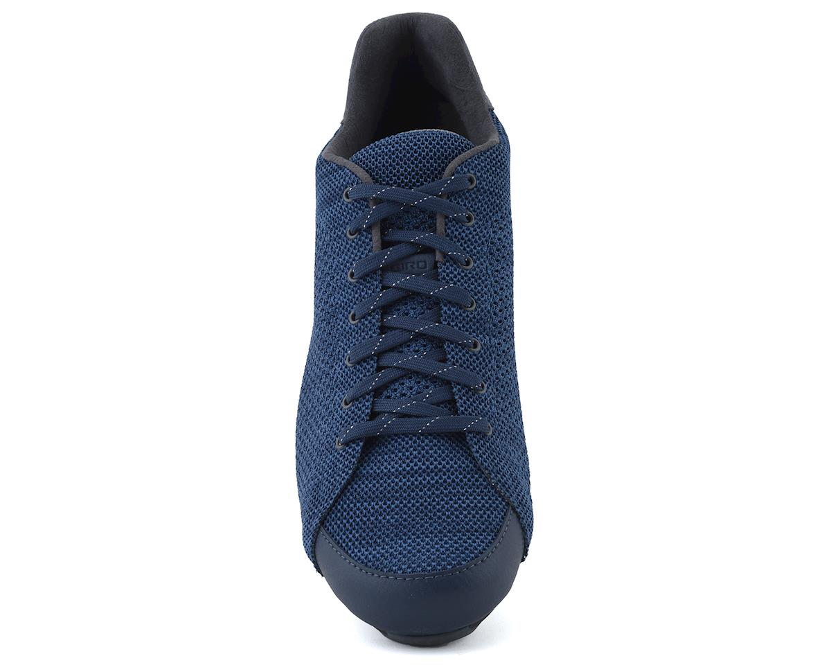 Giro Republic R Knit Cycling Shoe (Midnight/Blue Heather) (43)