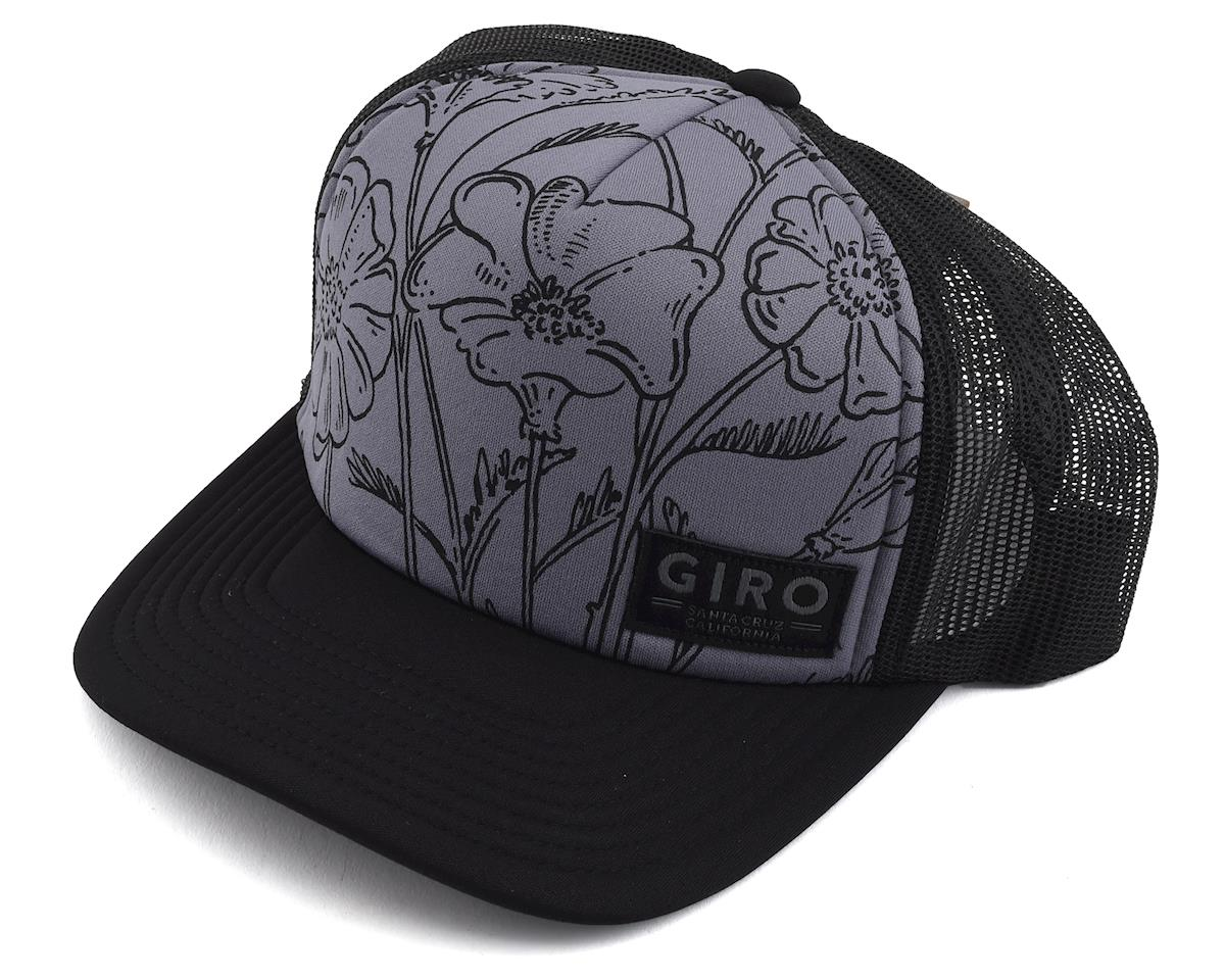 Giro Foam Trucker Hat (Cali Poppy) (One size fits most)