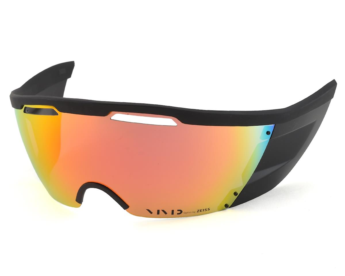 Giro Vanquish Eye Shield (Vivid Road Ember)