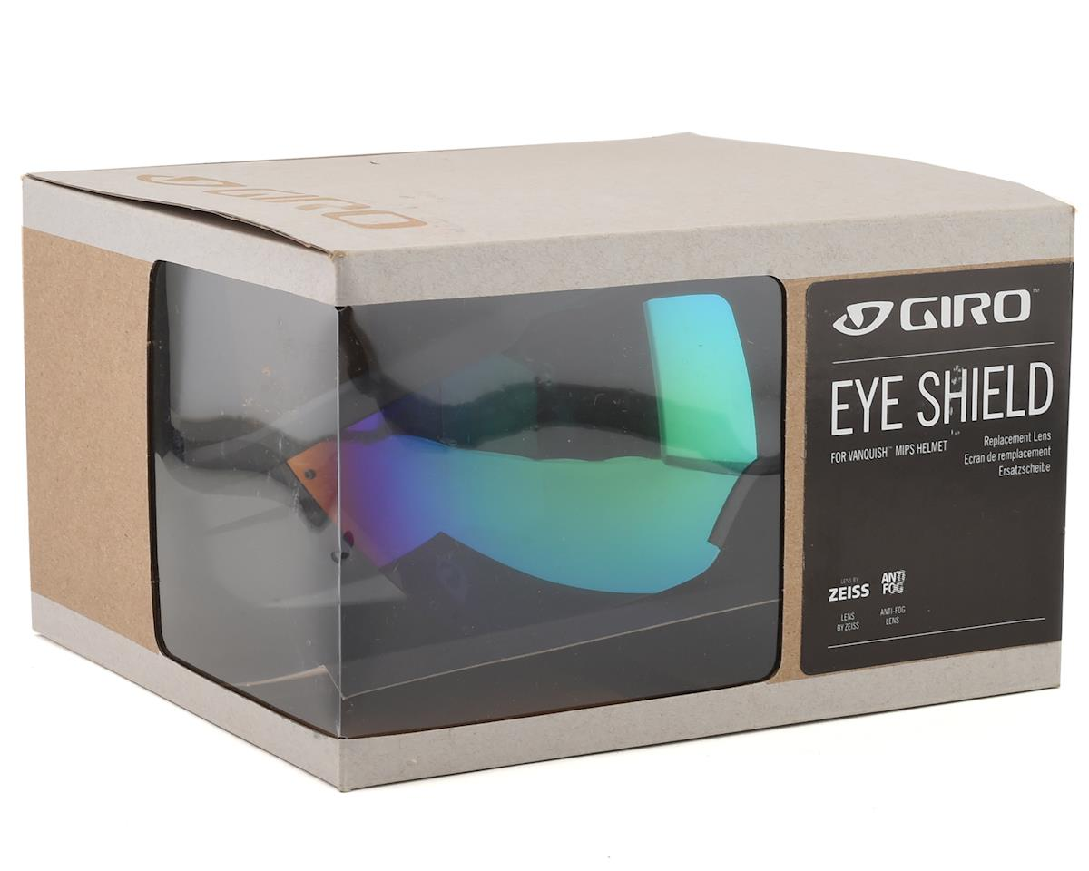 Image 2 for Giro Vanquish Eye Shield (Vivid Road Emerald)