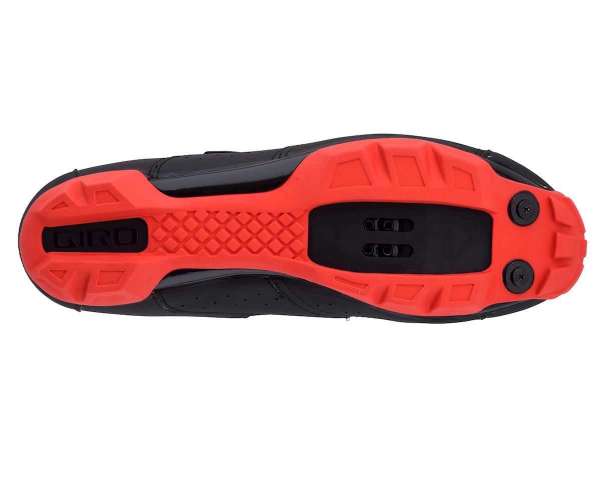 Giro Carbide RII Cycling Shoe (Black/Red) (48)