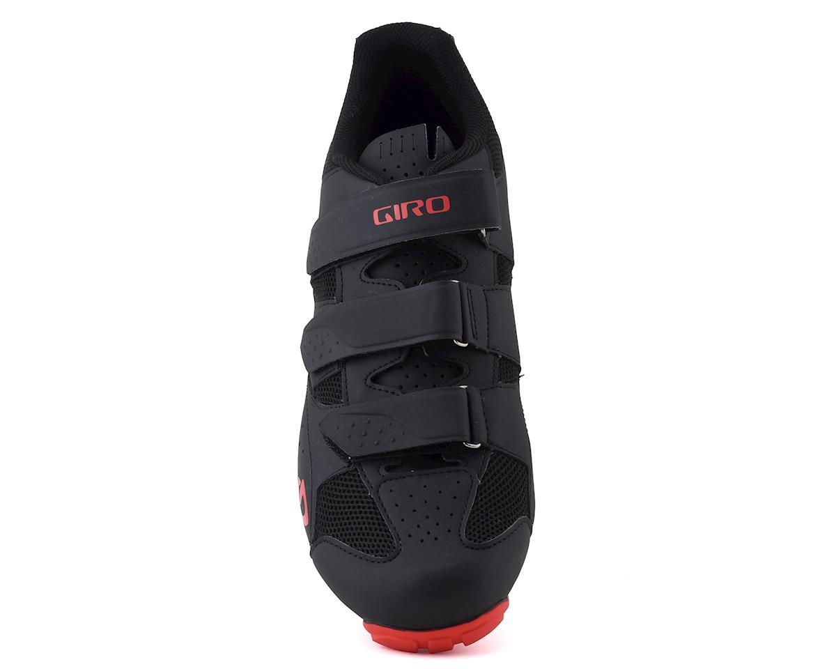 Giro Carbide RII Cycling Shoe (Black/Red) (50)
