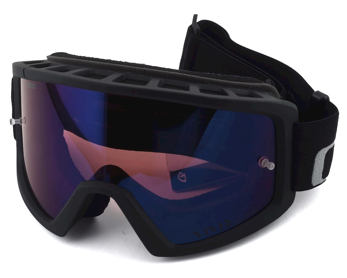 Giro Blok Mountain Goggles (Black/Grey) (Vivid Trail Lens)