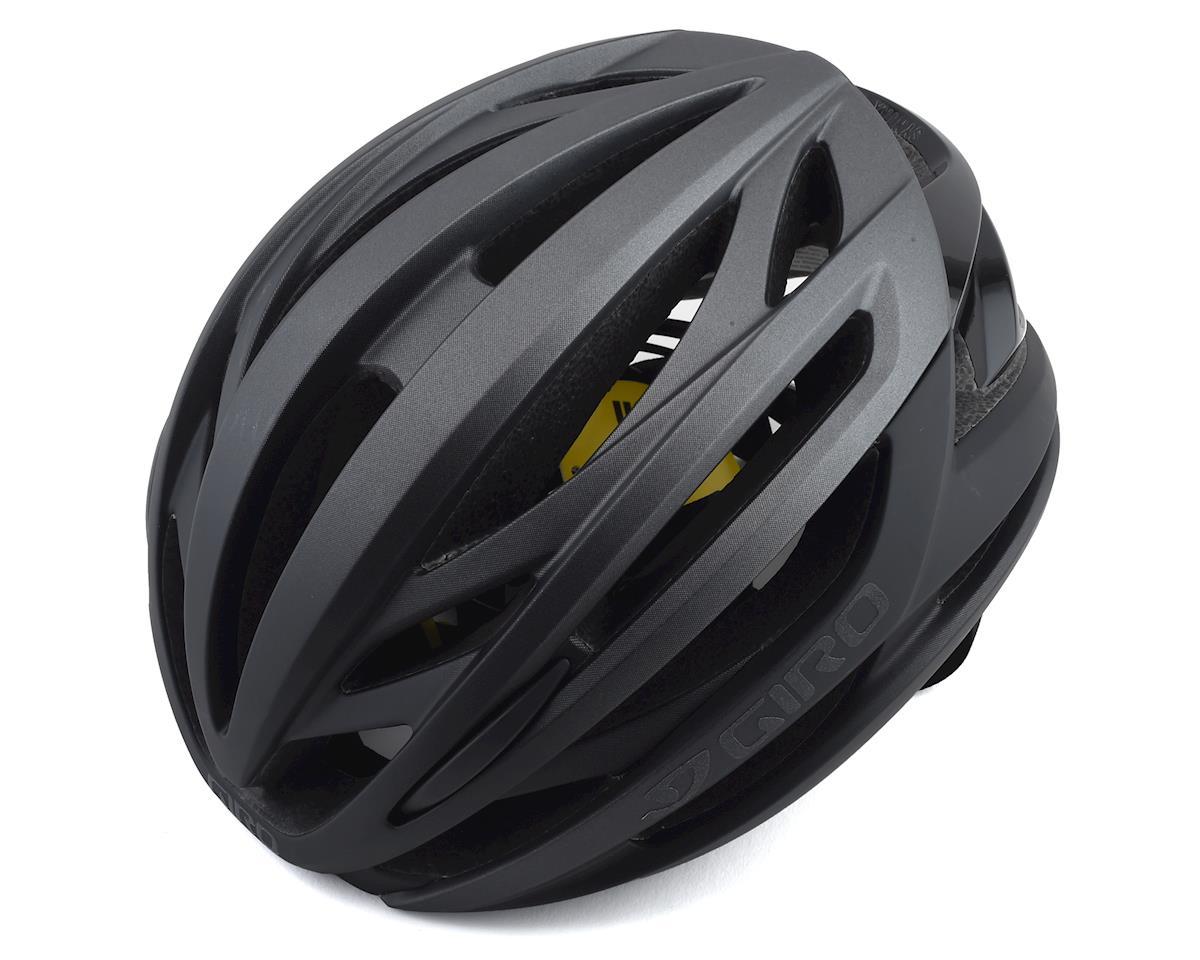Giro Syntax MIPS Road Helmet (Matte Black) (L)