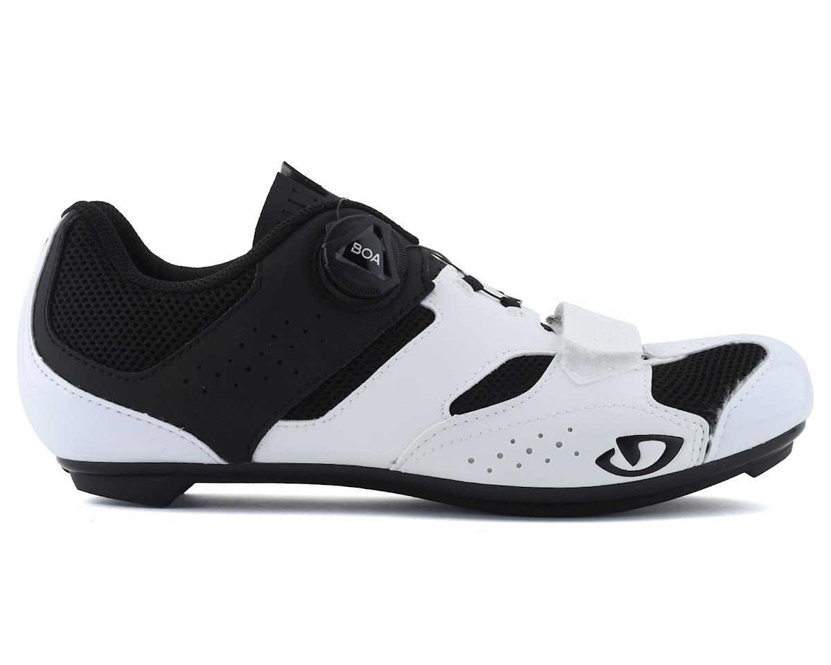 Giro Savix Road Shoes (White/Black) (41)