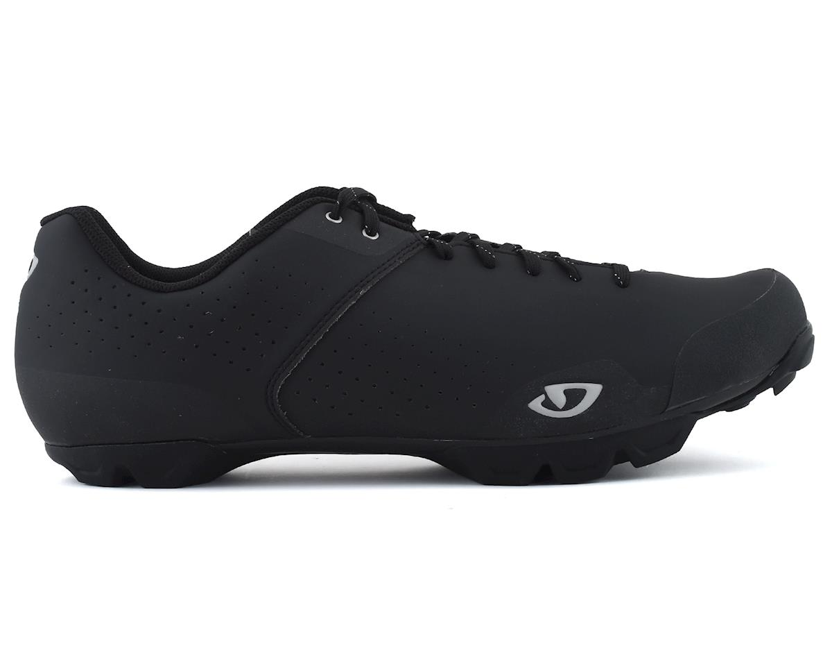 Giro Privateer Lace Road Shoe (Black) (40)