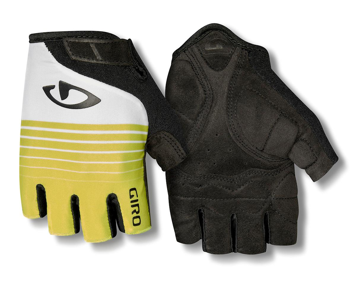Giro Jag Short Finger Gloves (Green/Grey) (S)