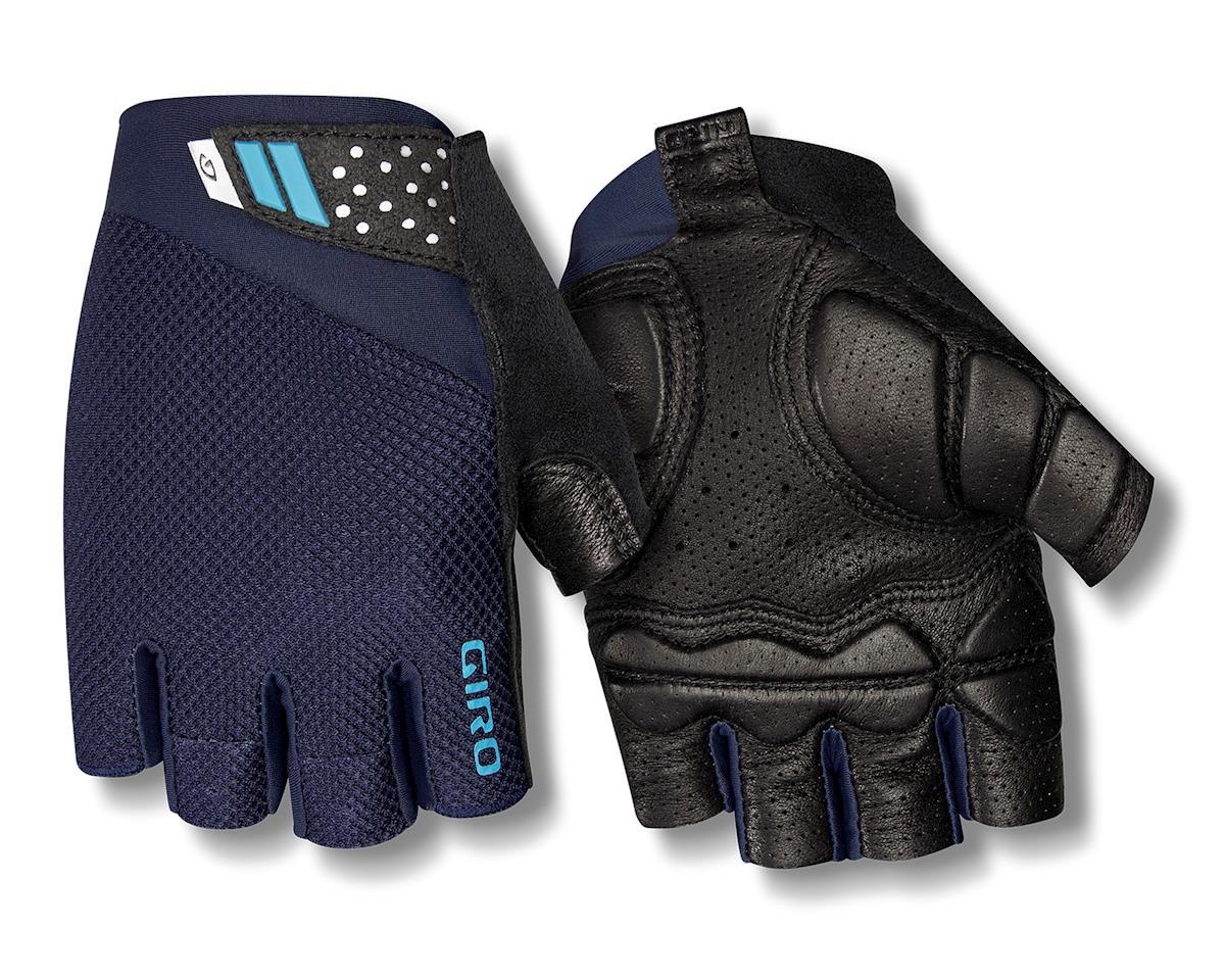 Giro Monaco II Gel Bike Gloves (Blue/Iceberg) (L)