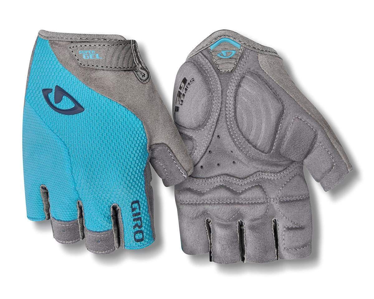 Giro Women's Strada Massa Supergel Gloves (Iceberg/Midnight Blue) (L)