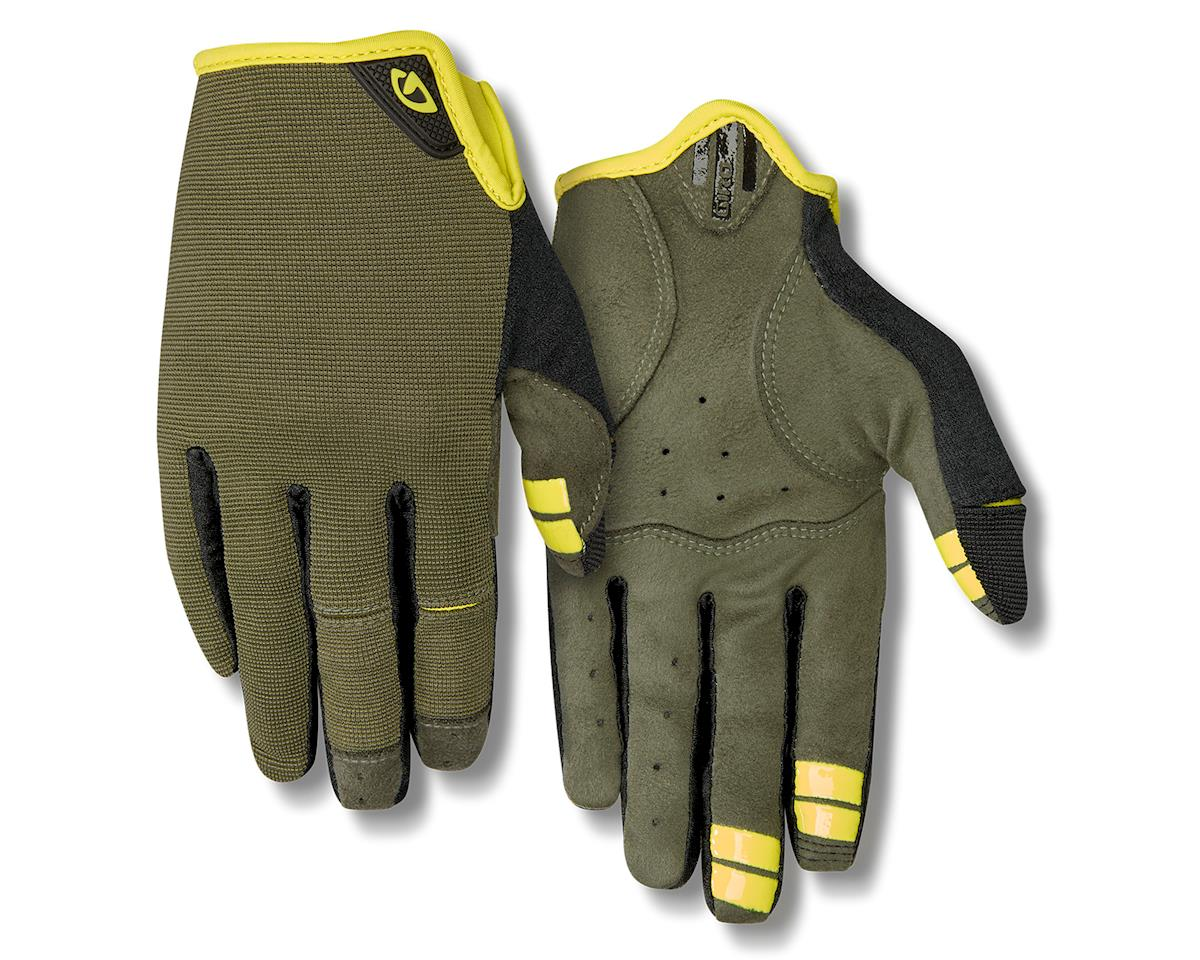 Giro DND Gloves (Olive Green) (XL)
