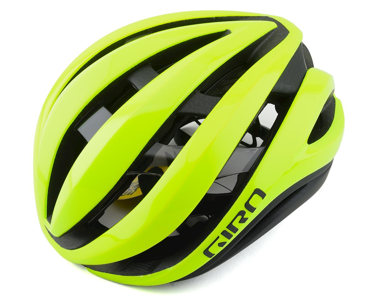 Giro Aether MIPS Helmet (Highlight Yellow/Black) (L)