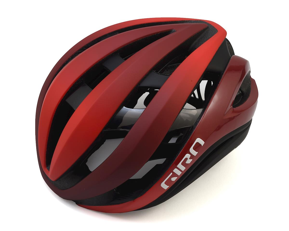 Giro Aether MIPS Helmet (Matte Bright Red/Dark Red) (S) (M)