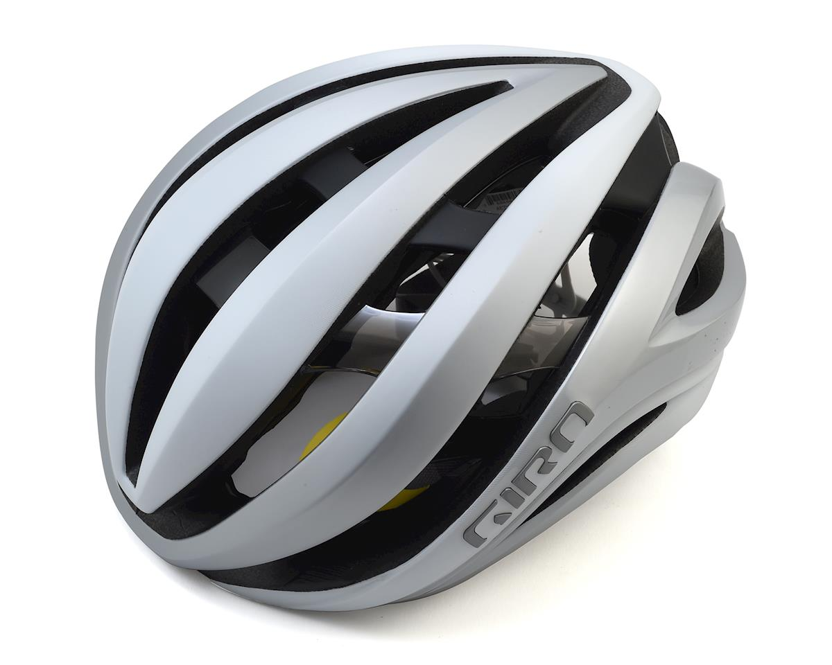 Giro Aether MIPS Helmet (Matte White/Silver) (L)