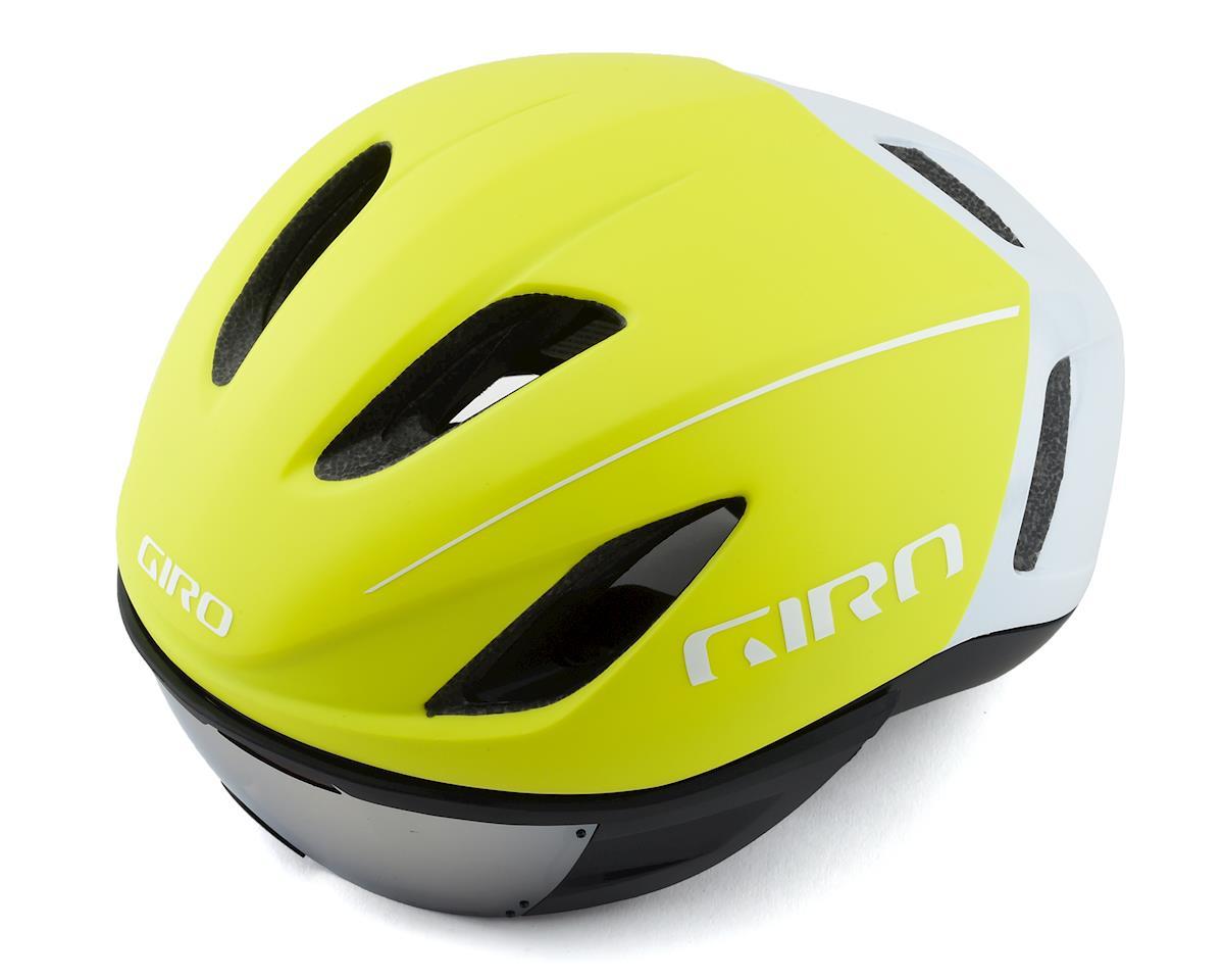 Giro Vanquish MIPS Road Helmet  (Matte Citron/White)