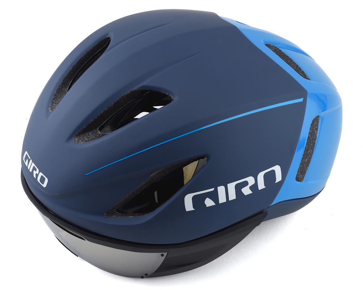 Giro Vanquish MIPS Road Helmet (Matte Blue/Midnight) (L)