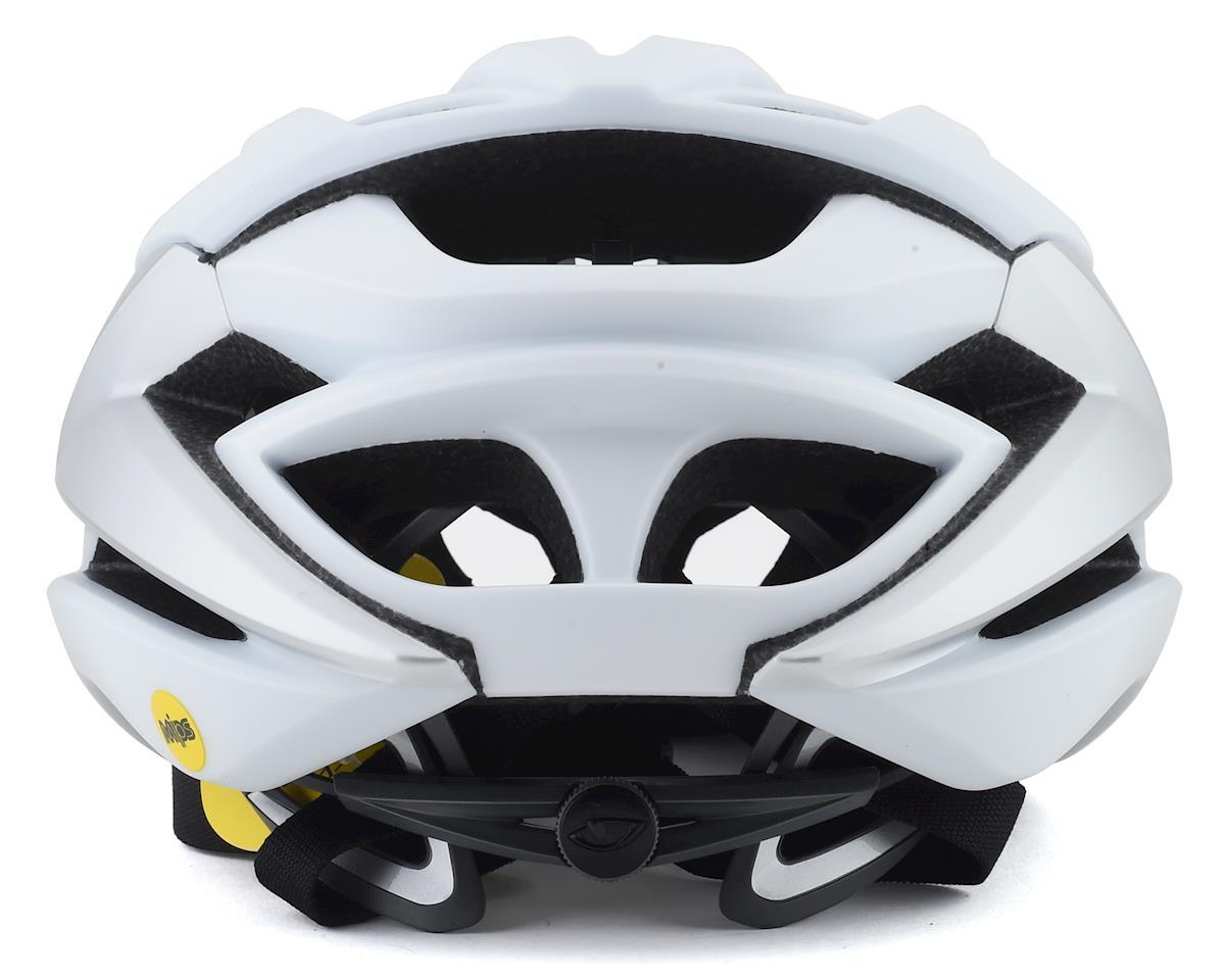 Giro Syntax MIPS Road Helmet (Matte White/ Silver) (M)