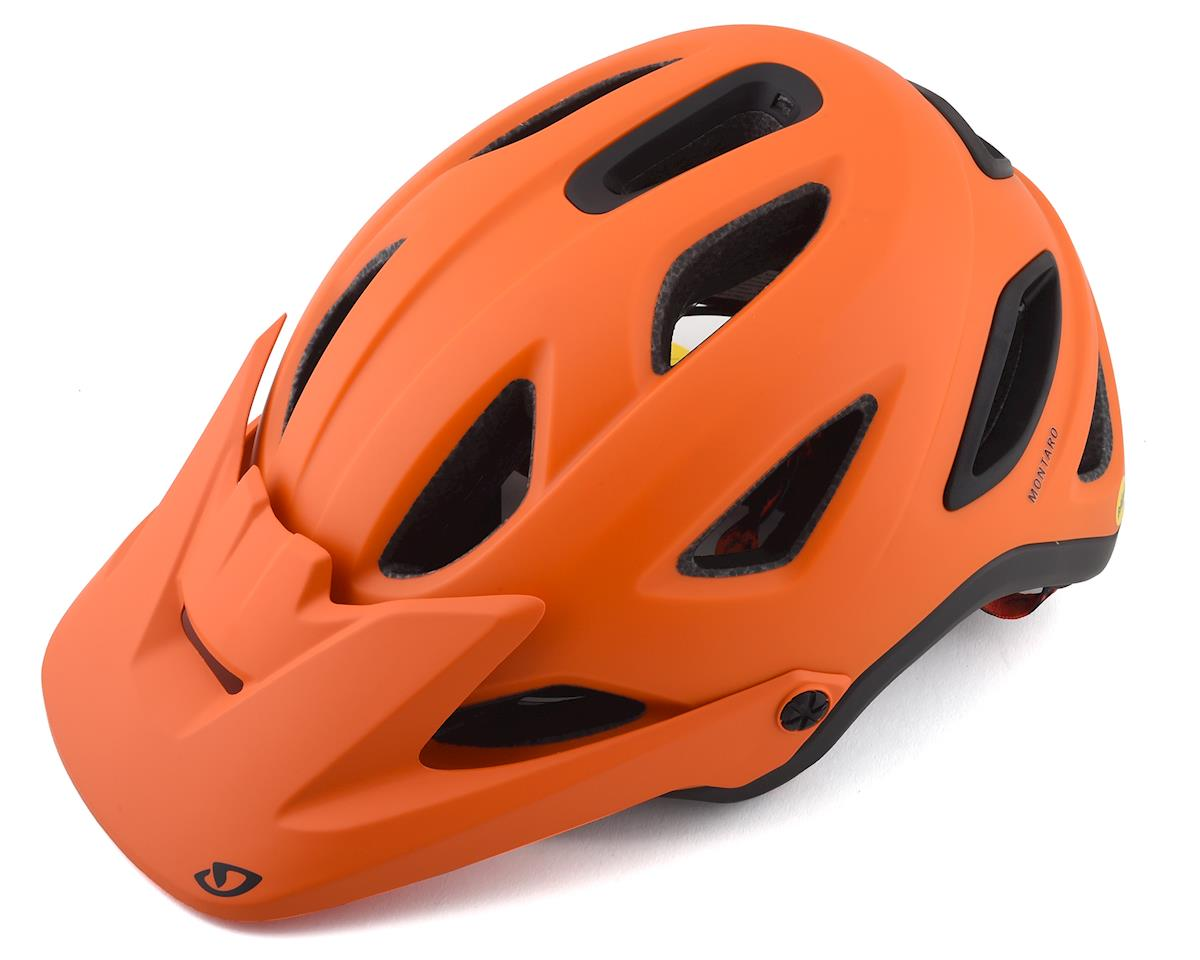Giro Montaro MIPS Helmet  (Matte Deep Orange) (M)