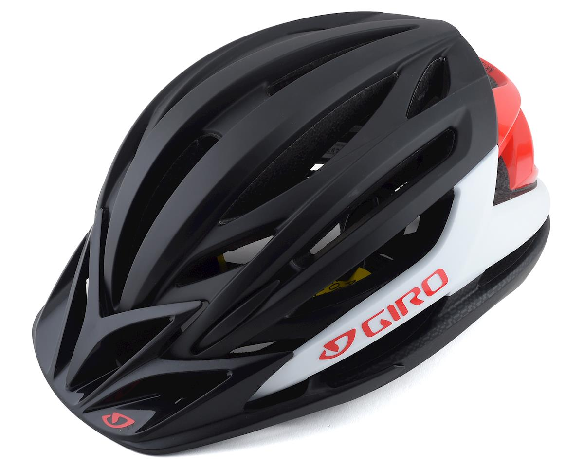 Giro Artex MIPS Helmet (Black/White/Red) (M)